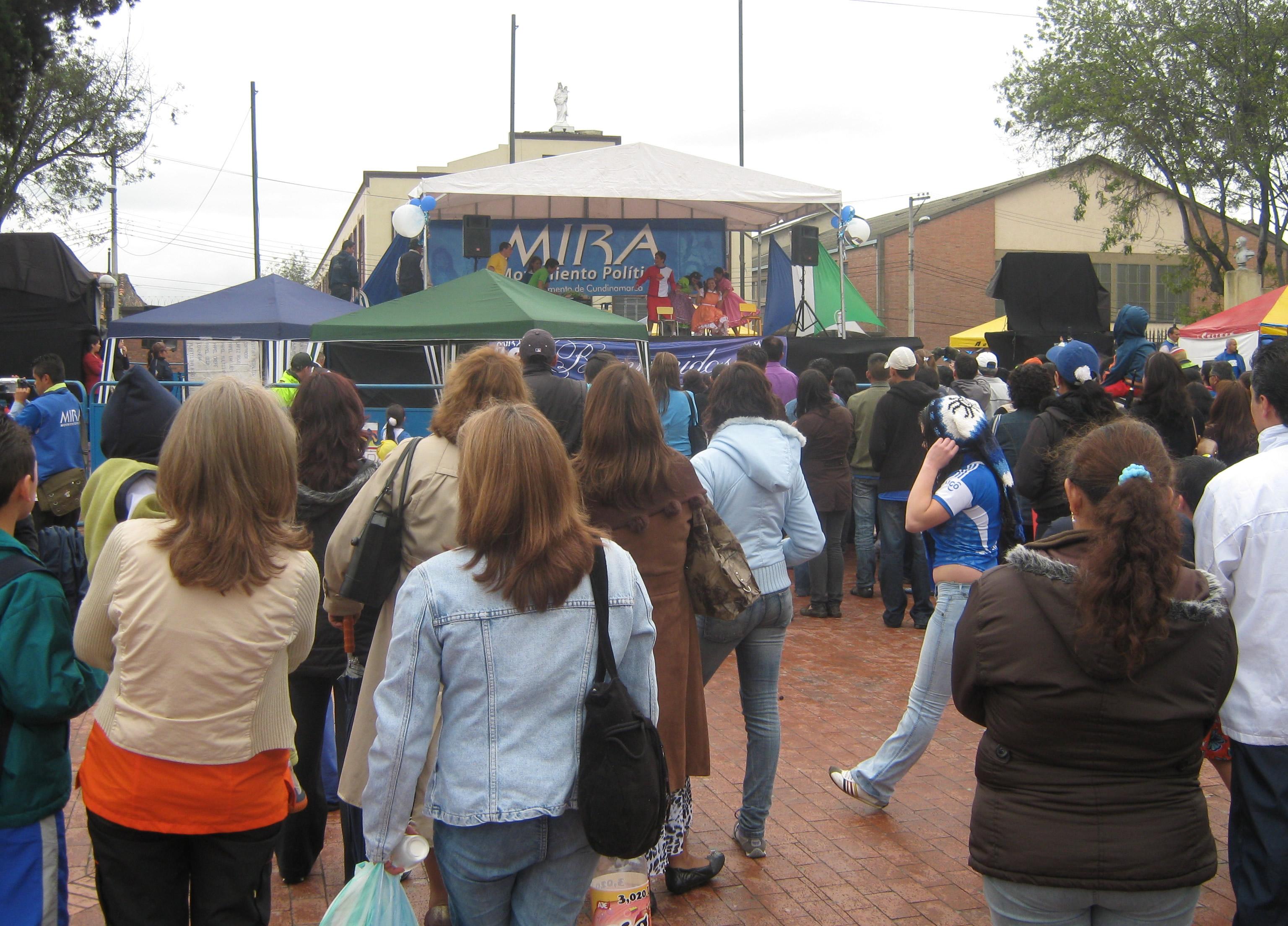 MIRA: Diez años de inclusión y compromiso político