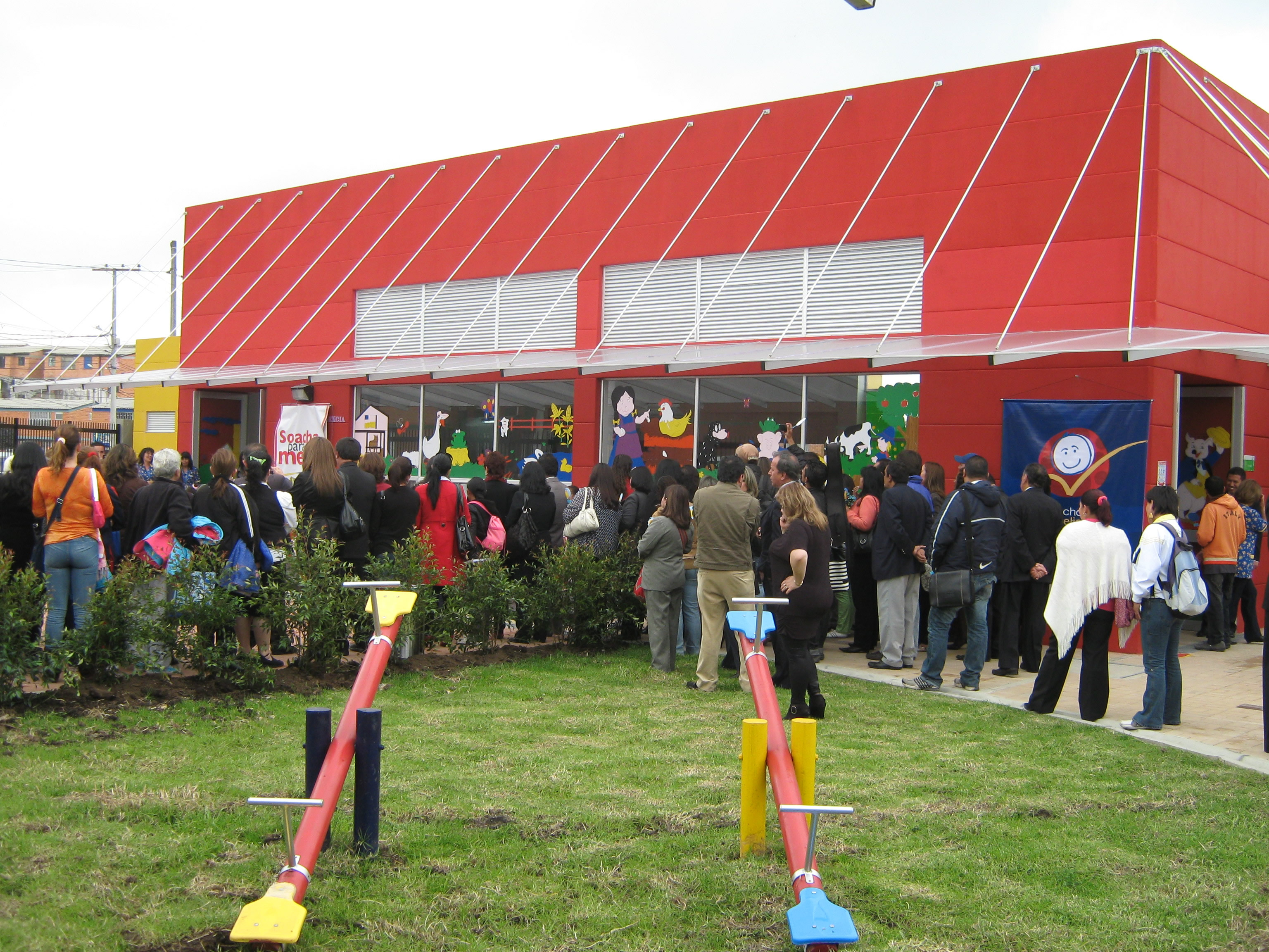 ICBF inaugura primer Jardín Social en Cundinamarca