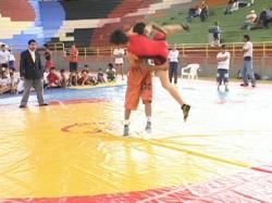 Sibaté, sede del  Campeonato Departamental de Lucha Olímpica