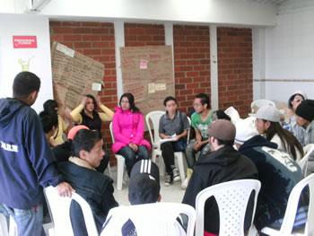 Arrancó preparación del mes de la juventud 2010