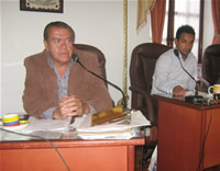 11 Concejales no asistieron a la instalación de las sesiones extraordinarias