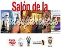 Delegación de Nicaragua conoció experiencia del Salón de la Transparencia de Soacha