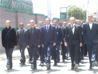 Comienza proceso de formación para auxiliares de Policía en Soacha