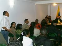 Compromisos gubernamentales y debate en el consejo de gobierno realizado en San Nicolás