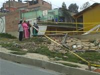 Fueron 11 los heridos en el accidente contra la  IE Ciudadela Sucre