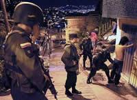 Policía de Cundinamarca desmantela banda de  'Los Espinillos'