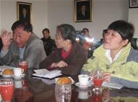 """Delegación China visitó a Soacha para aprender sobre """"Presupuesto  Participativo"""""""