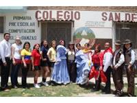 25 años de educación y servicio a la comunidad cumple el colegio San Deyc