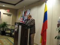Diplomáticos estadounidenses conocieron de cerca los programas de atención a los desplazados en Soacha