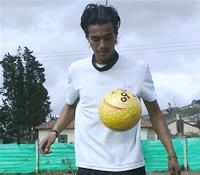 Fútbol, talento de exportación  hecho en Cazucá