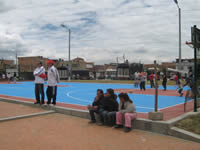 En tiempo record se entrega parque en Olivos III