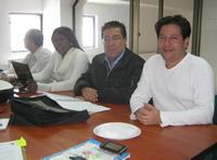 Desplazamiento, reclutamiento, amenazas y desaparición forzada, temas comunes analizados por los personeros de Medellín, Buenaventura y Soacha