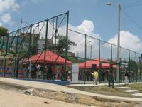 Tres nuevos parques  se entregaron el fin de semana en Soacha