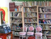 El Rincón de los libros, presente en el 'Primer encuentro de bibliotecarios populares y comunitarios'