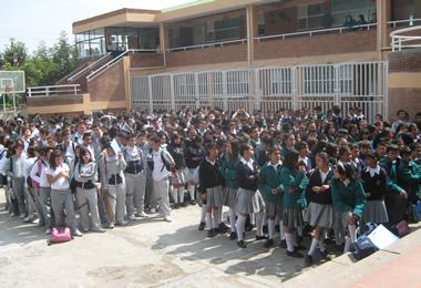 Arrancaron las matriculas para el año 2011 en los colegios oficiales de  Soacha
