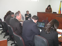 Defensa del alcalde Ernesto Martínez desvirtuó imputaciones de la Fiscalía
