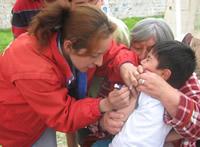 39 puntos de vacunación se habilitaron para la jornada de vacunación de hoy en Soacha