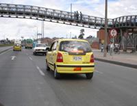 Inminente paro de taxistas en Soacha y Bogotá el próximo 6 de octubre