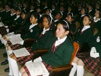Programa DARE de la Policía Nacional gradúa estudiantes de la IE Las Villas