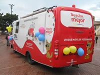 Ahora los perros y gatos de Soacha cuentan con una unidad médica exclusiva para ellos