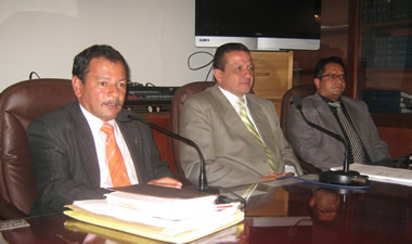 Concejo Municipal inicia Tercer Periodo de Sesiones Ordinarias 2010