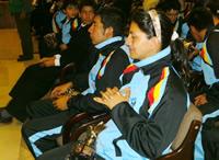 Cundinamarca premió a sus mejores deportistas en el año 2009