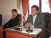 Incógnita por nueva mesa directiva del concejo de Soacha