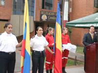Cundinamarca celebró el 'Día del Bombero'