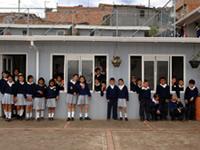 Nueva ludoteca y aulas para colegio de altos de Cazuca
