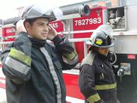 Ser bombero: Una vocación hecha con corazón
