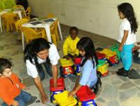 Nueva ludoteca para los niños de Soacha