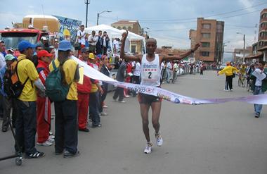 Mañana es la XIX Carrera Atlética Internacional de Soacha