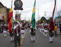 Bandas Marciales y danza este fin de semana en Soacha