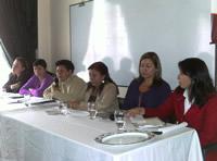 Las mujeres de Soacha hablaron de paz y derechos humanos