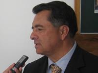 Sale Pastor Humberto Borda de la Secretaría de Infraestructura