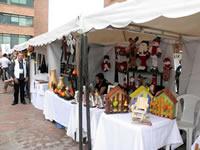 Microempresarios de Soacha participan en la primera Feria Internacional  Mipyme