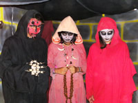 El 'horror' llega  a Soacha con 'La Casa Embrujada'