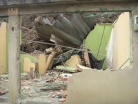 Emergencia en Cazucá por deslizamiento de tierra