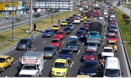 Se mantiene pico y placa extendido en Bogotá