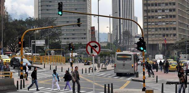 Registro para movilizarse en Bogotá no es obligatorio