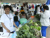 Positivo balance durante la primera 'Feria Campesina de Soacha'