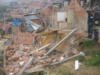 Declaración de emergencia por deslizamientos en Cazucá anuncia Administración municipal