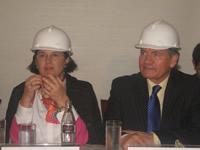Ministra presenta tres macroproyectos de vivienda  en Soacha