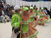 Grupo de danzas de Soacha clasificó a concurso departamental de Nimaima