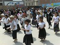 IE Nuevo Compartir conmemoró el Bicentenario de la independencia de Colombia