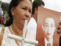 Madres de Soacha continúan campaña de condena por asesinatos de sus  hijos