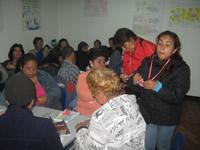 Desplazados en Soacha se capacitan para ejercer control social