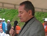 Alcalde de Soacha se manifiesta frente a fallo judicial