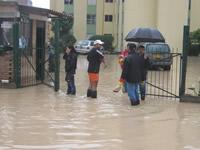 103 familias afectadas por inundaciones de ayer en Soacha