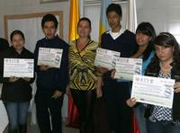 Jóvenes emprendedores de Soacha recibieron reconocimiento a sus iniciativas